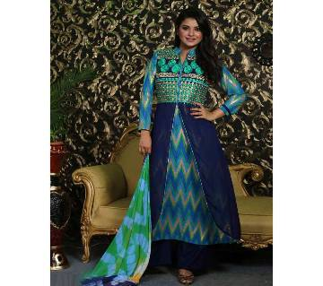 Readymade Georgette three piece