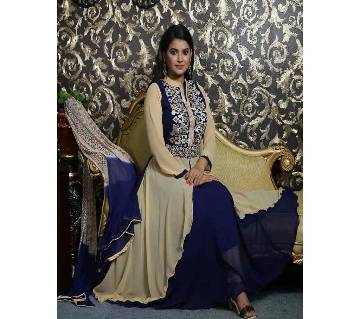 readymade Georgette 3 piece