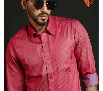 ull sleeve cotton gents formal shirt