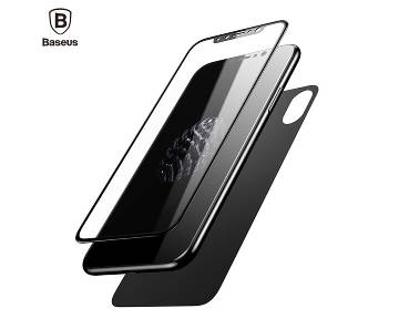 iPhone X 3D Glass protector