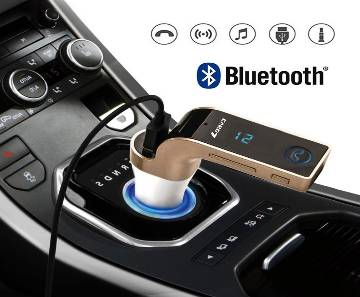 CAR G7 Bluetooth transmitter