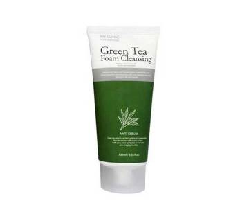 Green tea Foam Cleansing ফেস ওয়াশ (3w Clinic) বাংলাদেশ - 5925991
