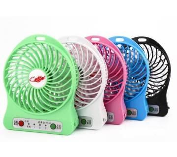 Mini USB Rechargeable Portable fan