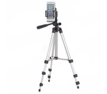 Portable Bluetooth tripod for mobile phone