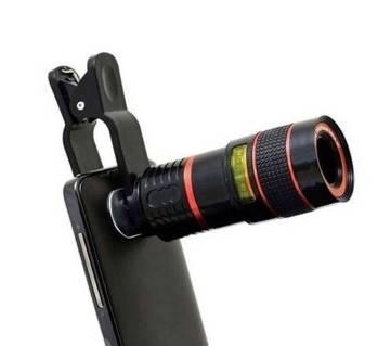 8X Zoom Lens