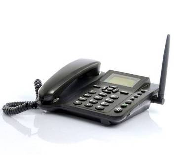 SIM Card supported Land Phone