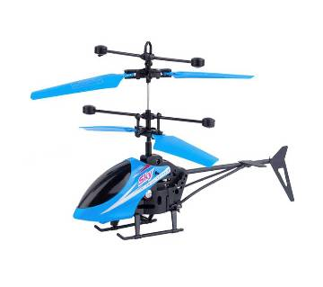 Infrared Induction Flying Helicopter