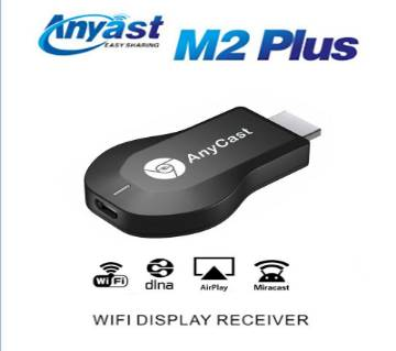AnyCast M2 Plus Wireless WiFi Display Dongle Receiver