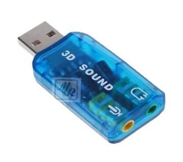 USB সাউন্ড অডিও কন্ট্রোলার