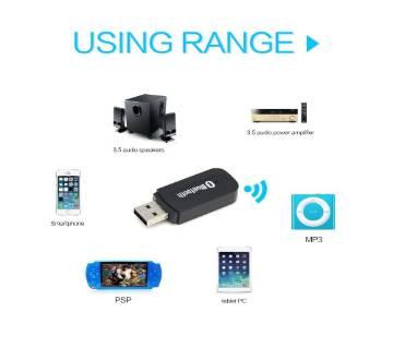 Portable usb bluetooth Stereo মিউজিক রিসিভার