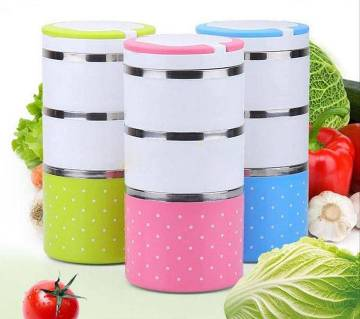 HOMIO 3 LAYER lunch box- 1pc