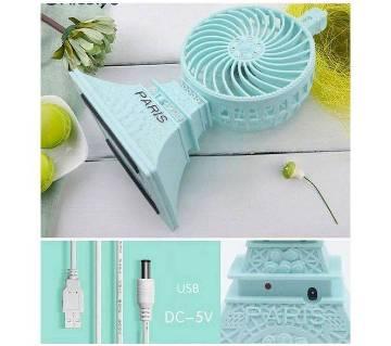 USB Paris Mini Tower Fan