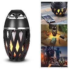 Bluetooth Speaker With LED Light