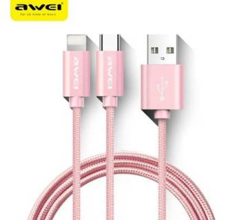 Awei (2-In-1) CL-984 Data Cable