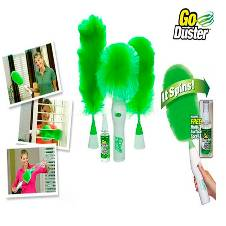 Go Duster- Makes Dusting Fast, Easy & Fun