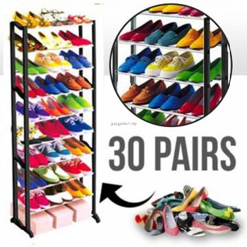 Shoes Rack organizer- 10 layers