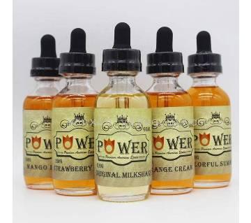 power milkshake flavor e-cigarette liquid- 60ml