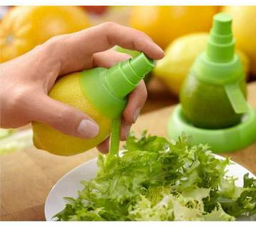 Lemon sprayer
