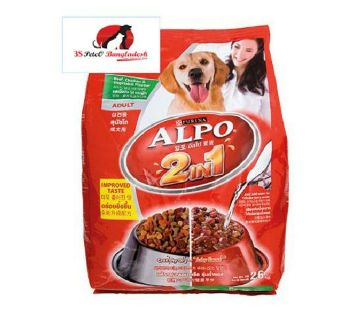 Alpo Adult Beef Chicken&vegetable 8kg(ডগ ফুড)