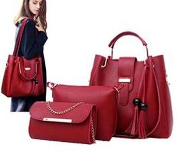 Ladies bag- 3 pieces set