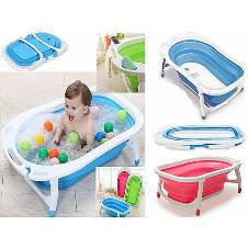 Kids Folding Bath Tub
