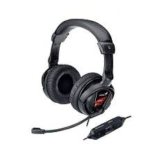 Genius HS-G500V USB Vibrating Gaming Headset