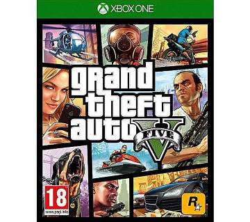 Rockstar Grand Theft Auto V Gaming CD for Xbox One