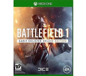 Battlefield 1 - Deluxe Edition Gaming CD for Xbox One