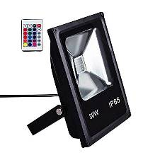 RGB Flood Light 20W Dimmable Floodlight Spot