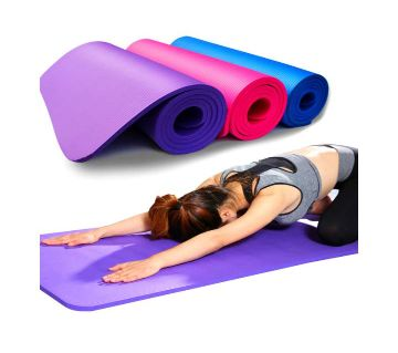 Non Slip Yoga Mat Exercise Mat 8mm