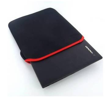 15.6 Inch Laptop Pouch Bag - Black