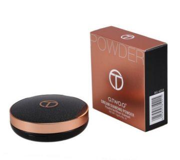 O.TWO.O Natural Make Up Face Powder Foundations  12g - China