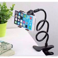 360 Degree Rotating Mobile and Tablet Stand - Black