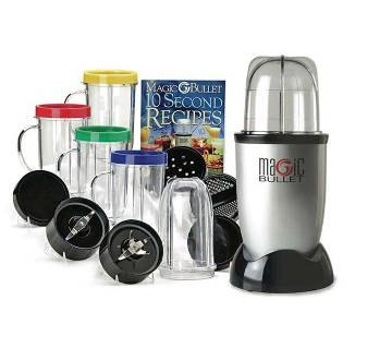 Magic Bullet Blender - Silver And Black