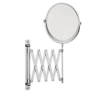 Shaving mirror with SWIVEL ARM- 8 inch