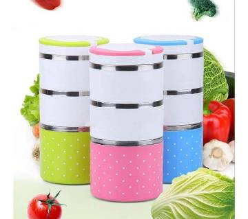 HOMEO Lunch Box 2 Layer