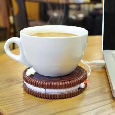 Hot Cookie Coffee Warmer
