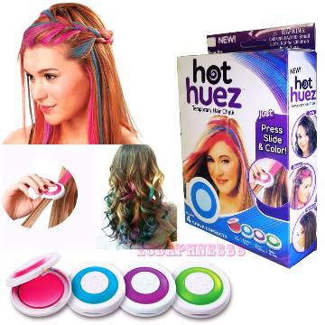 Hot Huez Hair Color Chalk