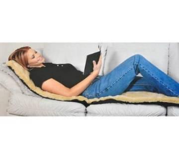 Full Body Massage Mat With 9 Massaging Points - Black