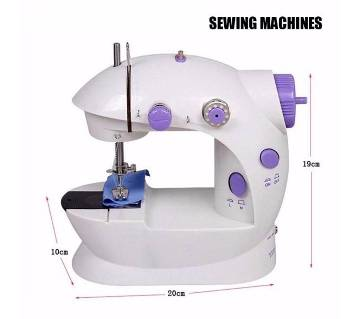 Six Degrees 4 in 1 Electric Sewing Machines - White