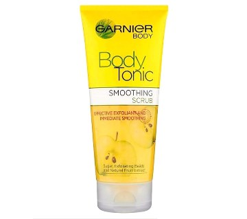 Garnier Body Tonic Smoothing Scrub - 200ml
