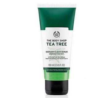 The Body Shop Tea Tree Squeaky Scrub