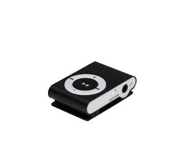 iPod Shuffle MP3 Player - Black