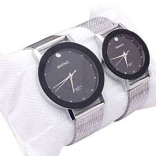 Couple Wrist Watch Combo Offer