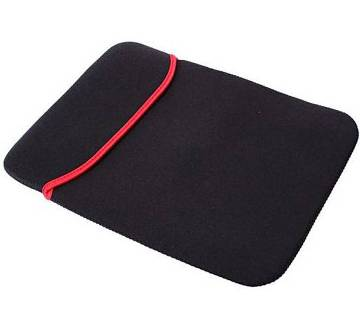 "14"" Pouch Bag Soft Case Sleeve - Black"