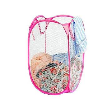 Foldable Pop Up Dirty Clothes Storage Baby Bag