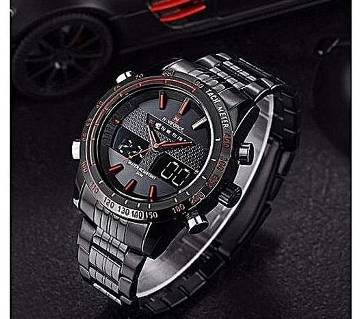 NF9024 Stainless Steel Wrist Watch for Men