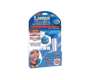 Luma Smile Teeth Polish and Whitening Kit - Silver