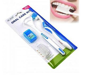 Oral Care Kit - White