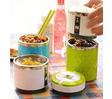 Homio 3 Layer Lunch Box